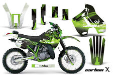Kawasaki KDX200 Graphic Kit AMR Racing # Plates Decal Sticker Part 89-94 KDX CX