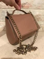 NWT Givenchy Pandora Box Beige Leather Gold Chain Shoulder Crossbody Bag $1995