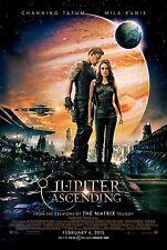Jupiter Emporsteigender Channing Tatum Mila Kunis ZWEISEITIG FILM POSTER