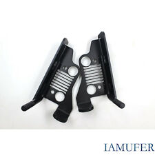 Hot Sale Black Coated Iron for 07-16 Jeep Wrangler Front Foot Pegs