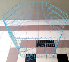 Folding Pet Steel Playpen (Free Postage)