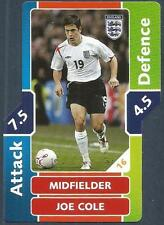TOPPS MATCH ATTAX WORLD CUP 2006- #015-ENGLAND-JOE COLE