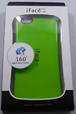 iPhone 6 Plus Case Cover Shock-Absorbing iFace Mall TPU Case - Lime Green