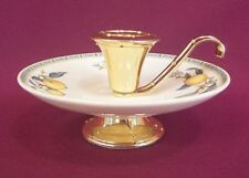 WEDGWOOD CITRONS COLONIAL CANDLE HOLDER - NEW