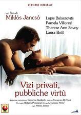 Dvd VIZI PRIVATI PUBBLICHE VIRTU - (1976) ****VERSIONE INTEGRALE**** .....NUOVO