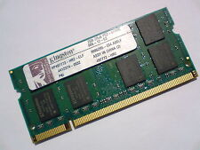2GB DDR2-800 PC2-6400 KINGSTON 800Mhz HP497772-HR2-ELF LAPTOP SODIMM RAM MEMORY