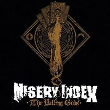 MISERY INDEX - The Killing Gods CD NEU / OVP!