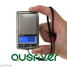 100g 0.01g Mini Pocket Electronic Digital Weight Jewellery Pocket Scales New