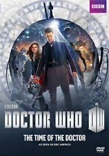 Dr Who-time Of The Doctor [dvd] (Warner Home Video) (warde440694d)