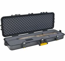 "42"" Gun Guard Hard Case Plano All Weather Rifle Single Tactical Storage Travel"