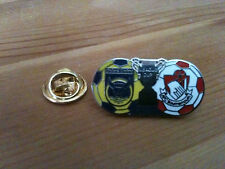 Oxford United Match Badges v Bournemouth - League Cup 2012-2013 Season Brand New