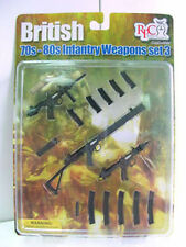 RPC  70S-80S (Falklands War) 1/6 Toy Action fig British Infantry Weapons Set 3
