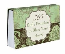 365 Bible Promises to Bless Your Heart by Christian Art Books (Paperback, 2011)