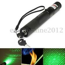 APPLIED STARRY HEAD 303 GREEN ADJUSTABLE FOCUS 532NM BEAM LASER POINTER PEN