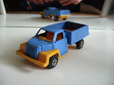 Corgi CUbs Truck in Blue/Yellow