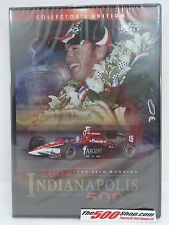2004 Indianapolis 500 Highlight DVD Indy Buddy Rice Dan Wheldon Dario Franchitti