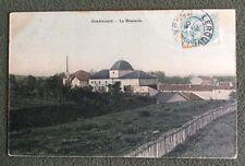 CPA. GONDRECOURT. 55 - La Brasserie. 1908?