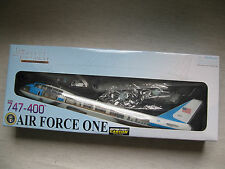 Dragon 47010 747-400 air force one 1:144 nuevo envío combinado posible
