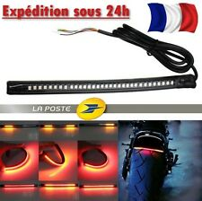 FLEXIBLE DE PHARE LUMINEUX 32 LED moto/Scooter/Quad/vélo Honda Kawasaki Suzuki..