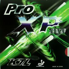 10x KTL Pro-XP Pips-In Table Tennis Rubber with Sponge
