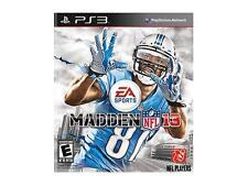 Madden NFL 13 PlayStation 3
