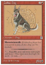 Zodiac Dog MTG MAGIC P3K Portal Three Kingdoms Eng