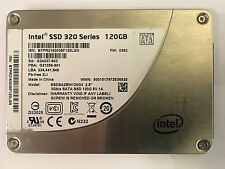 "Intel SSD 320 Series 120GB, SSDSA2BW120G3H 2,5"" SATA 3Gb/s"