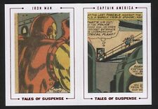 2015 Marvel Avengers Silver Age Dual Archive Cuts TS87 Tales Of Suspense /41