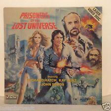 Prisoners of the Lost Universe (1983) [DFI 6] Laserdisc