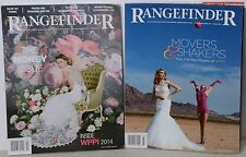 Rangefinder Magazine ~ 2 Issues ~  February ~ March 2014