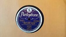 """10"""" 78RPM - COUNT BASIE & HIS ORCHESTRA - MOTEN SWING (PARLOPHONE R2768) E"""