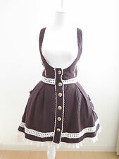 Liz Lisa JSK Dress Lolita Hime Gyaru shibuya109 Very Cute (ki544)