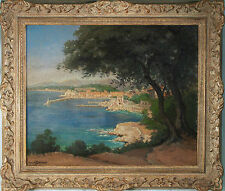 Maurice Alfred Décamps (French, 1892-1953) Original Signed Oil Painting