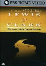 Film by Ken Burns - Lewis & Clark: The Journey of the Corps (DVD Used Very Good)