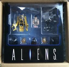 Raro Medicom Kubrick Aliens POWERLOADER Alien Queen Ripley Box Set MIMB!