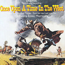 Once Upon a Time in the West [Original Soundtrack] by Ennio Morricone...