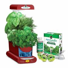 Home Kitchen Indoor Plants Flower Sprout Grow Plant Garden Herb Seed 3-Pod Kits
