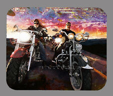 Item#2145 The Harleys Motorcycle Mouse Pad