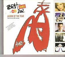 (FK126) Brit Awards 2002, Album of the Year - 2002 CD
