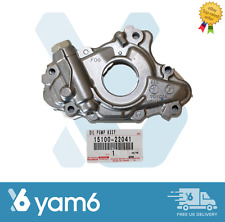 TOYOTA GENUINE NEW PART; OIL PUMP FOR CELICA 1ZZFE ZZT230 15100-22041