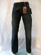 Rocawear Men's STRAIGHT FIT 'Life & Time' Jeans, Size 36