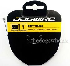 Jagwire Slick Galvanised inner Gear Derailleur Shifter Cable Bicycle MTB Bike