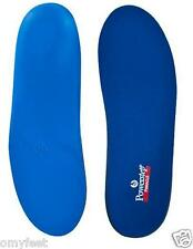 PowerStep Pinnacle Orthotics Arch Support Insole #G Men 10-10.5 Women 12-12.5