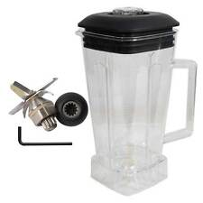 VitaMix Replacement 64oz Polycarbonate Container Jug w/ Cover & 6 Blade Assembly