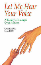 CATHERINE MAURI-LET ME HEAR YOUR VOICE  BOOK NEW