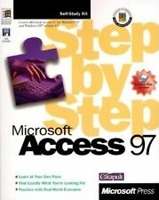 Microsoft Access 97 (Step By Step (Microsoft))