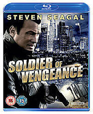 SOLDIER OF VENGEANCE - BLU-RAY (FREE 1st Class Post)