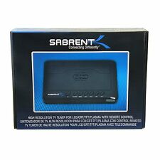 TV Tuner Box with Picture in Picture (NTSC) Analog only (TV-LCDHR) Sabrent