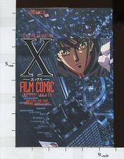X Film Comic CLAMP Manga Art Book Comic