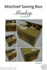 Mischief Saving Box Series Monkey Edition